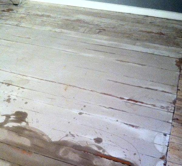 bræddegulv gulvafslibning