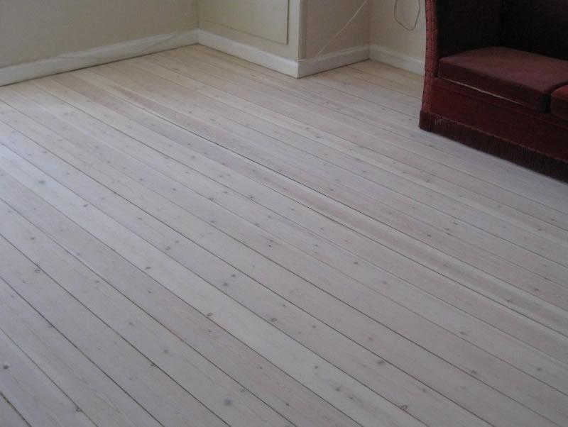 ludbehandling af gulve