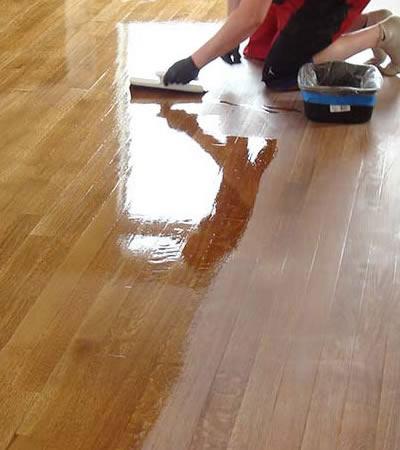 efterbehandling af gulve